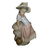 """Lladro Vintage """"A Steppin' Time"""""""