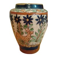 Qajar Dynasty Inspired Vase