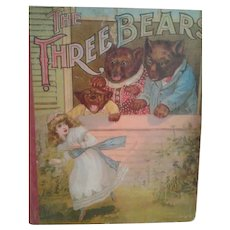 "1903 - W.B. Conkey Company ""The Three Bears"" & Four Other Children's Classics"