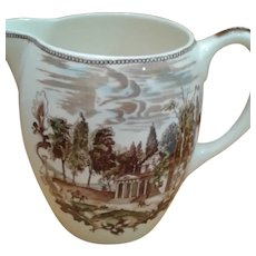 Johnson Brothers Monticello Pitcher - 32 oz.