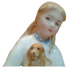 "Royal Doulton ""My Pet""  HN 2238"