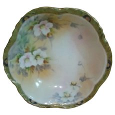 Vintage Imperial Nippon Hand Painted Serving Bowl