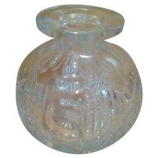 Cut Glass Crystal - Statement Vase