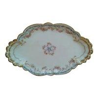 Wright, Tyndale & Van Roden - Philadelphia, PA - Bone China Serving Platter