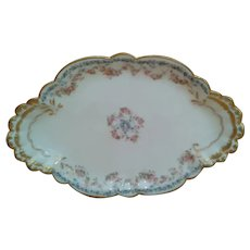 Wright, Tyndale & Van Roden - Philadelphia, PA - Bone China Serving Platter