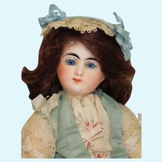 Antique French E 4 D, Emile Douillet 12.75 inch