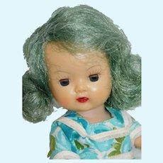 Blue Haired NASB Muffie