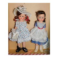 Miss Moppet by Ruth Gibbs #1101 Gift Set
