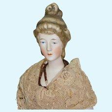 German ½ Doll #3536  5.5 inch head