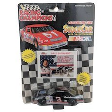 Racing Collectibles,  Dale Earnhart Race Car