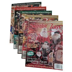 Crafting Books by Better Homes and Gardens : Santa Claus : Special Interest Publications