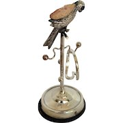 Antique Edwardian Sterling Silver Pin Cushion/Ring Stand