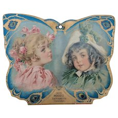 Antique Maud Humphrey Illustrations/Art Work