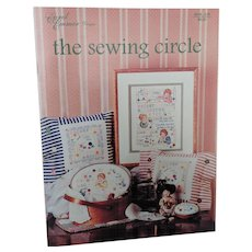 Cross Stitch Book-Leaflet By Carol Emmer