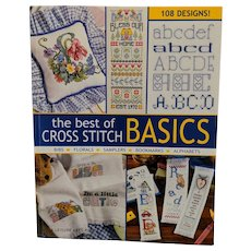 "Cross Stitch Book ""The Best of Cross Stitch BASICS"""