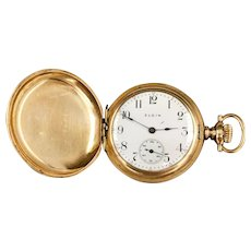 Elgin Pocket Watch circa 1908