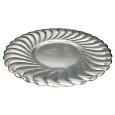 Early 20th Century Fine Silver Plate Dish Art Deco WM Rogers