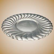Early 20th Century Fine Silver Plate Dish Art Deco WM Rogers