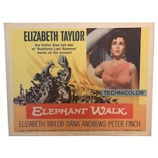 Elizabeth Movie Theatre Posters (Set of Two Original Numbered)