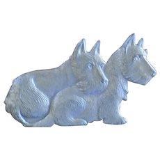 Scottie Dogs Pin