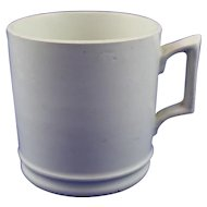 Belleek 2nd Period Earthenware Mug