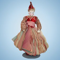 French Fashion Fortune Telling Doll