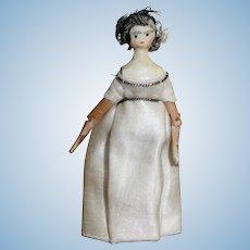 Pretty Grodnertal Doll