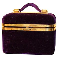 RESERVED Fabulous Travelling Etui/Necessaire