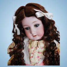 "Heubach Koppelsdorf Doll 250.3 GERMANY 22"" Sleep Eyes, Faint Hairline on Head Very Good Body"