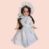 "C. M. Bergmann 7 Simon Halbig 20"" Germany Antique Doll"