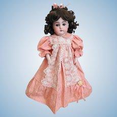 """Kestner Doll #148 Antique 16"""" GERMANY Bisque Shoulder Head"""