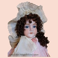 """Walkure 16 Doll 14 1/2 Germany 29"""" Tall Nicely Dressed"""