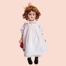 """16 1/2"""" Simon Halbig K * R 43 Doll Sweet Darling! Nice Presentation"""