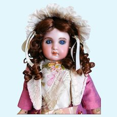 "Jumeau No. 6 Doll Medaille D'or Paris Small Doll French 16"" Tall Small Doll"