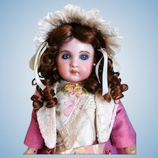 Jumeau No. 6 Doll Medaille D'or Paris Small Doll French