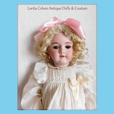 """Handwerck 119.-13 5 German Antique Doll Stands 27 1/2"""" Tall"""
