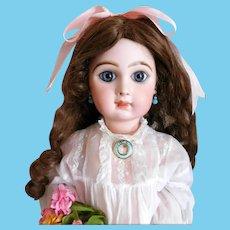 VINTAGE Doll Jewelry Set, French Enamel Pin & Earrings