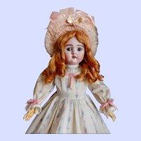 "M. Handwerck 421 German Ball Jointed 24"" Antique Doll."