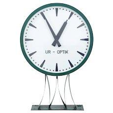 Rare large Westerstrands Swedish installation wall clock