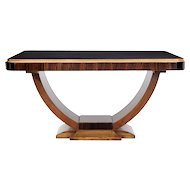 Large Coromandel Art Deco center table