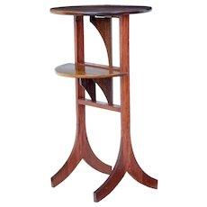 1920's Metamorphic Mahogany Occasional Table