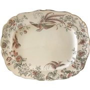 Royal Worcester Lakme Pattern Serving Platter