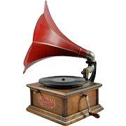 "Rare ""Standard"" Talking Machine-Gramophone,  model A, 1912, USA"
