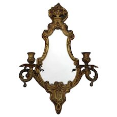 Antique Mirror, Italy 1900s