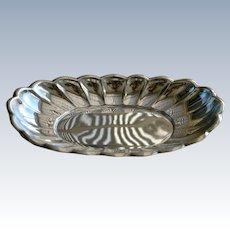 Vintage Reed & Barton Silver Plate Bread Basket