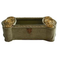 19th C Italian Jewellery Music Box