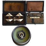 Jewellers Tool Set, France 1860