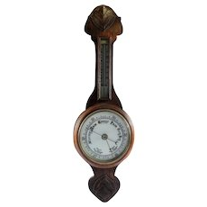 Victorian Barometer, England, 1900s