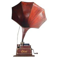 Vintage Phonograph Gem D, Edison 1912