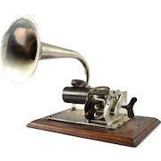 Antique Phonograph Ideal n.3, 1905, France